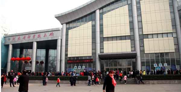 河北省科技馆春节科普活动圆满成功 喜迎新年开门红