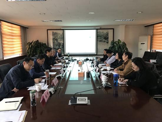 河北省科技馆新馆建设工作领导小组办公室召开科技馆建设项目工作座谈会