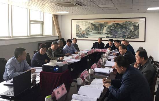 河北省科技馆新馆建设工作领导小组办公室召开新馆建设工作专家研讨会